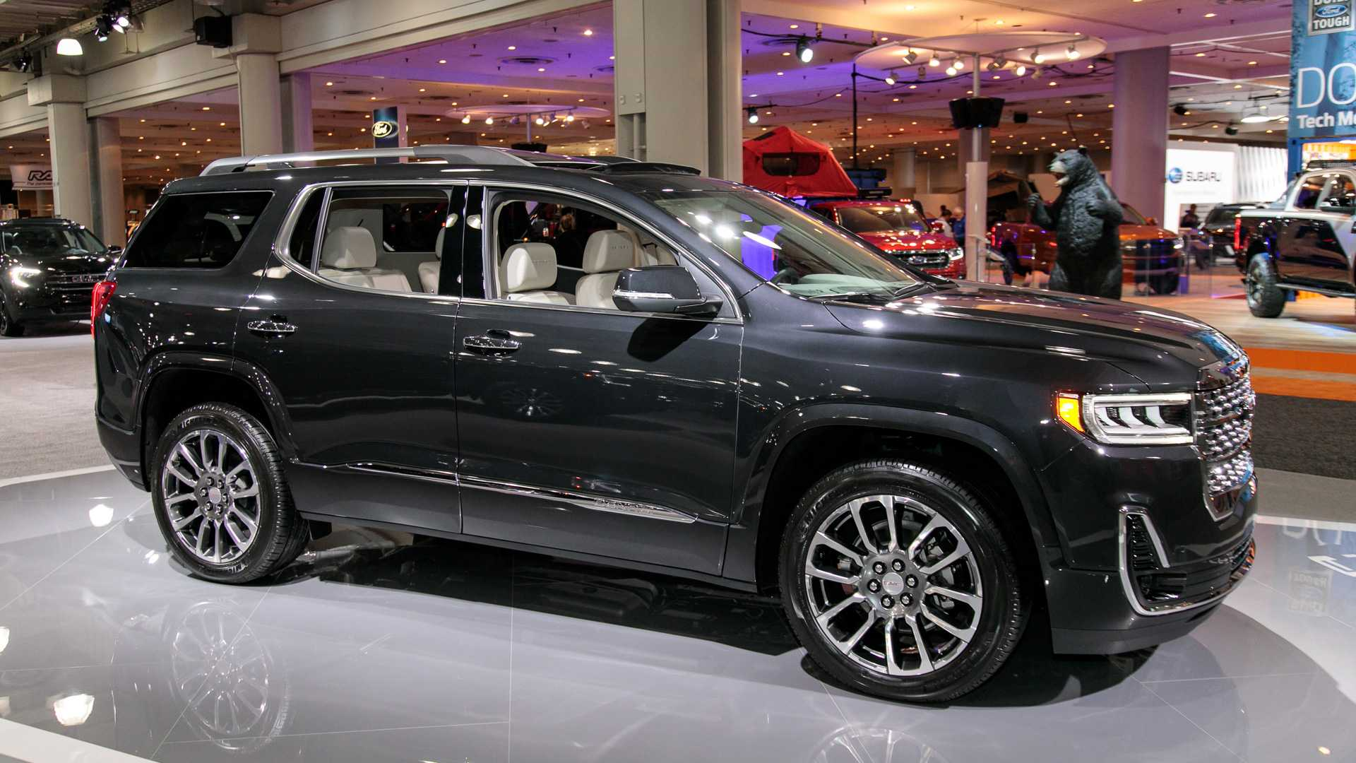 2020 Gmc Acadia Mpg Car Review Car Review