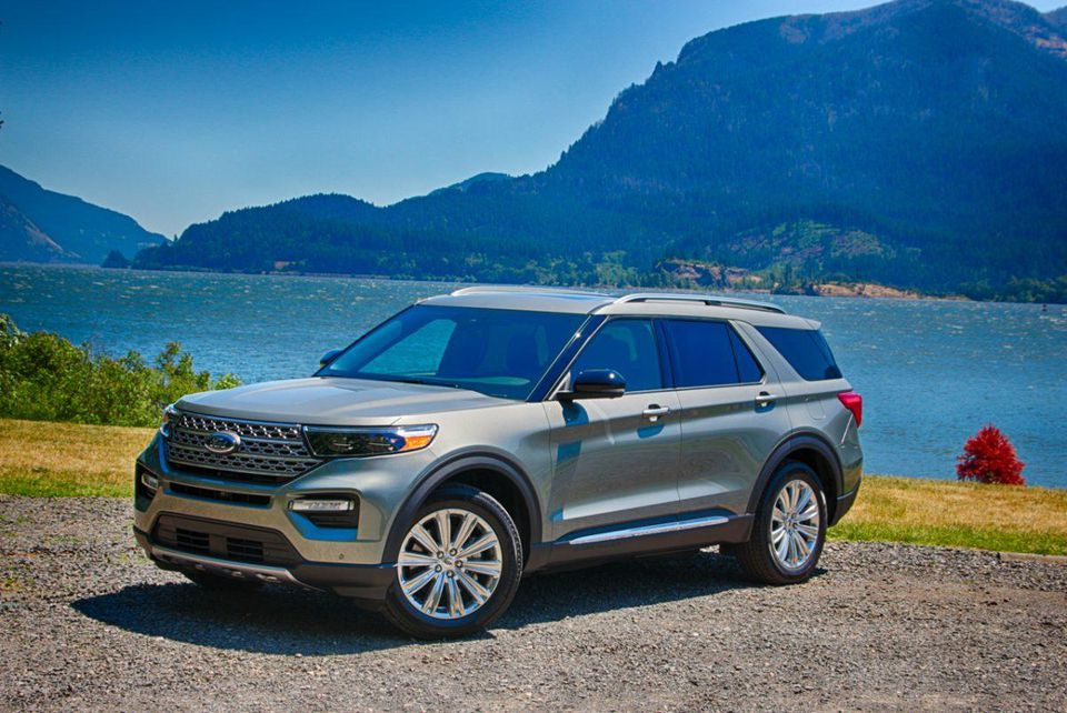 19 The Ford Hybrid Explorer 2020 Engine by Ford Hybrid Explorer 2020