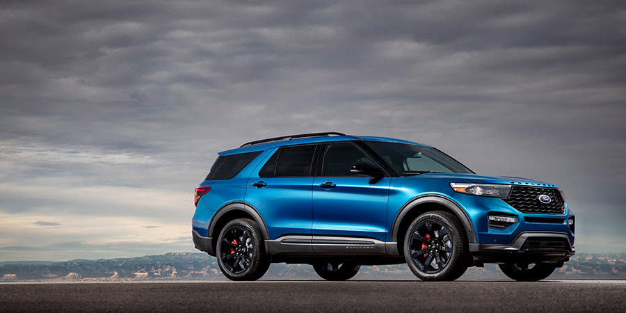 20 Concept of When Will 2020 Ford Explorer Be Available First Drive for When Will 2020 Ford Explorer Be Available