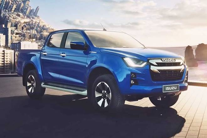 20 Gallery of 2020 Isuzu Dmax Redesign for 2020 Isuzu Dmax