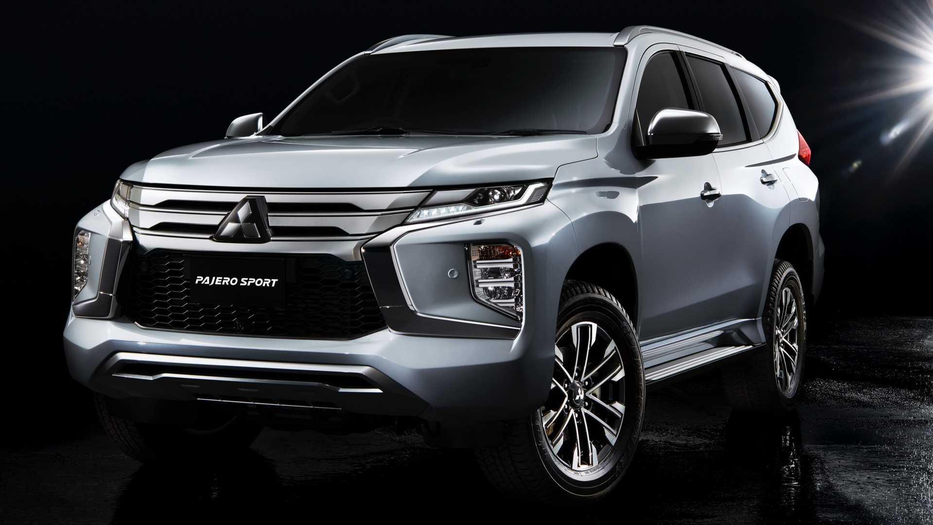 20 Great Mitsubishi Pajero Wagon 2020 Release Date for Mitsubishi Pajero Wagon 2020