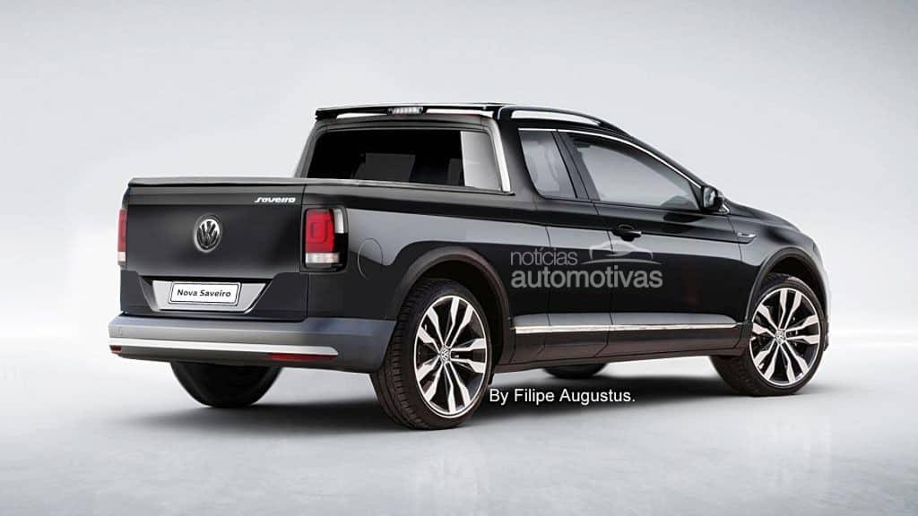 21 Concept of Volkswagen Saveiro 2020 New Review for Volkswagen Saveiro 2020