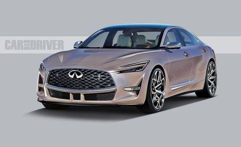 21 New 2020 Infiniti Q80 Sedan History by 2020 Infiniti Q80 Sedan