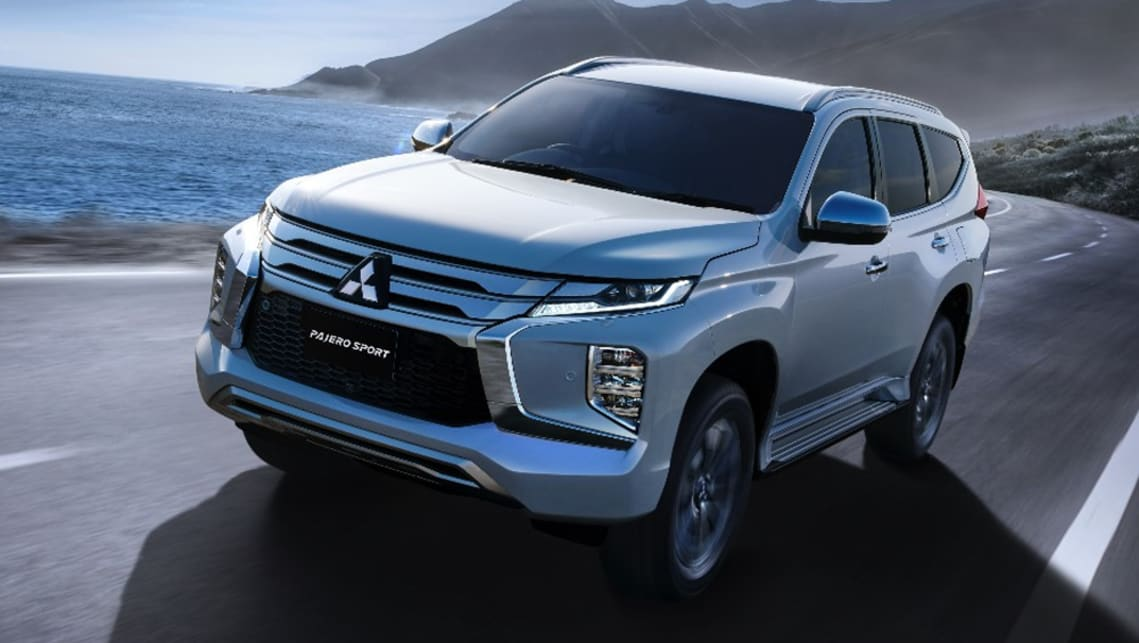 22 All New Mitsubishi Pajero Wagon 2020 Specs for Mitsubishi Pajero Wagon 2020