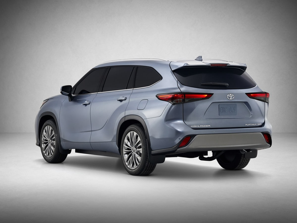 22 All New Pictures Of 2020 Toyota Highlander Prices by Pictures Of 2020 Toyota Highlander