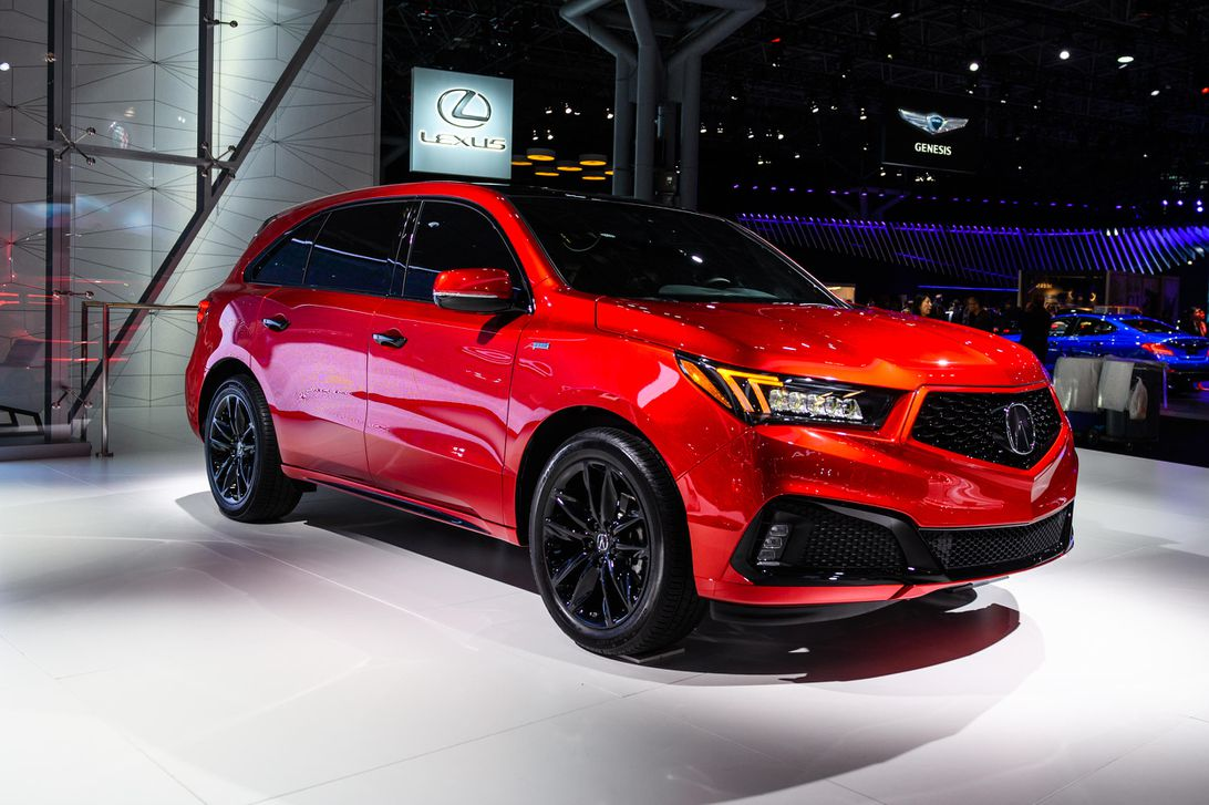 22 Gallery of 2020 Acura Mdx Ny Auto Show Release for 2020 Acura Mdx Ny Auto Show