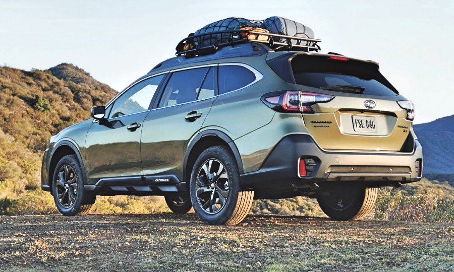 22 Great 2020 Subaru Outback Ground Clearance Configurations with 2020 Subaru Outback Ground Clearance