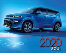 22 The 2020 Kia Soul Brochure Concept with 2020 Kia Soul Brochure