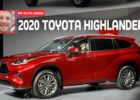 22 The Pictures Of 2020 Toyota Highlander Spy Shoot by Pictures Of 2020 Toyota Highlander