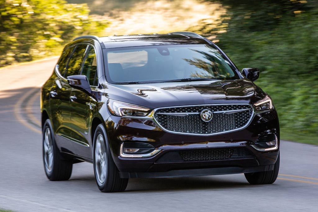 23 Gallery of New Buick Suv For 2020 Reviews with New Buick Suv For 2020
