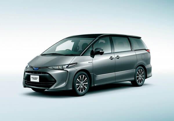 24 All New Toyota Estima 2020 Performance and New Engine for Toyota Estima 2020