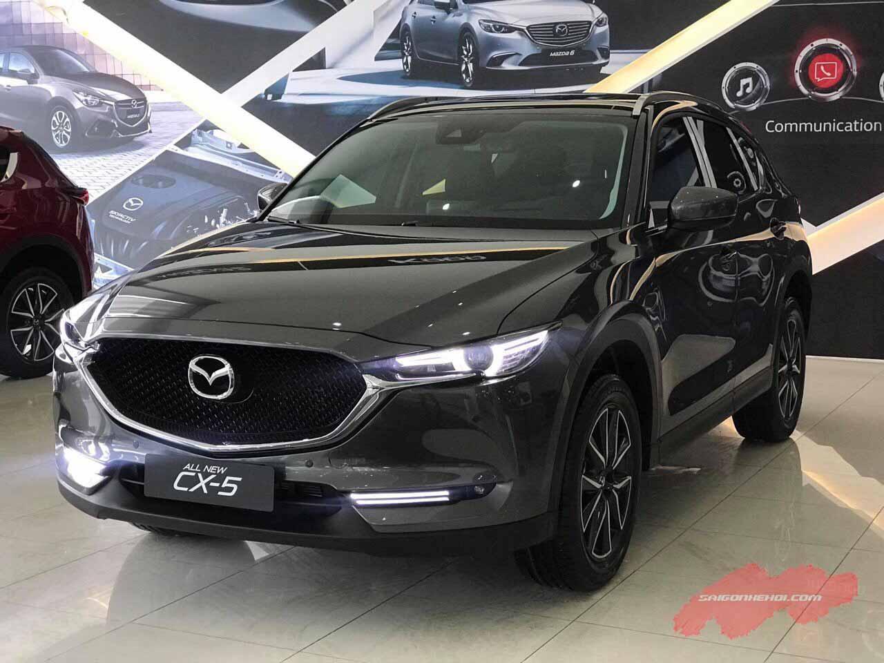 24 All New Xe Mazda Cx5 2020 Spy Shoot for Xe Mazda Cx5 2020