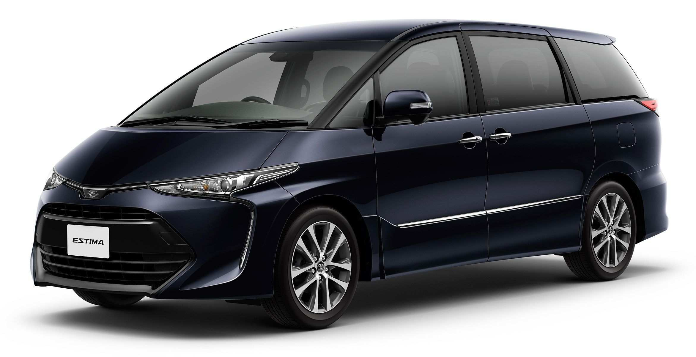 24 Best Review Toyota Estima 2020 Overview with Toyota Estima 2020