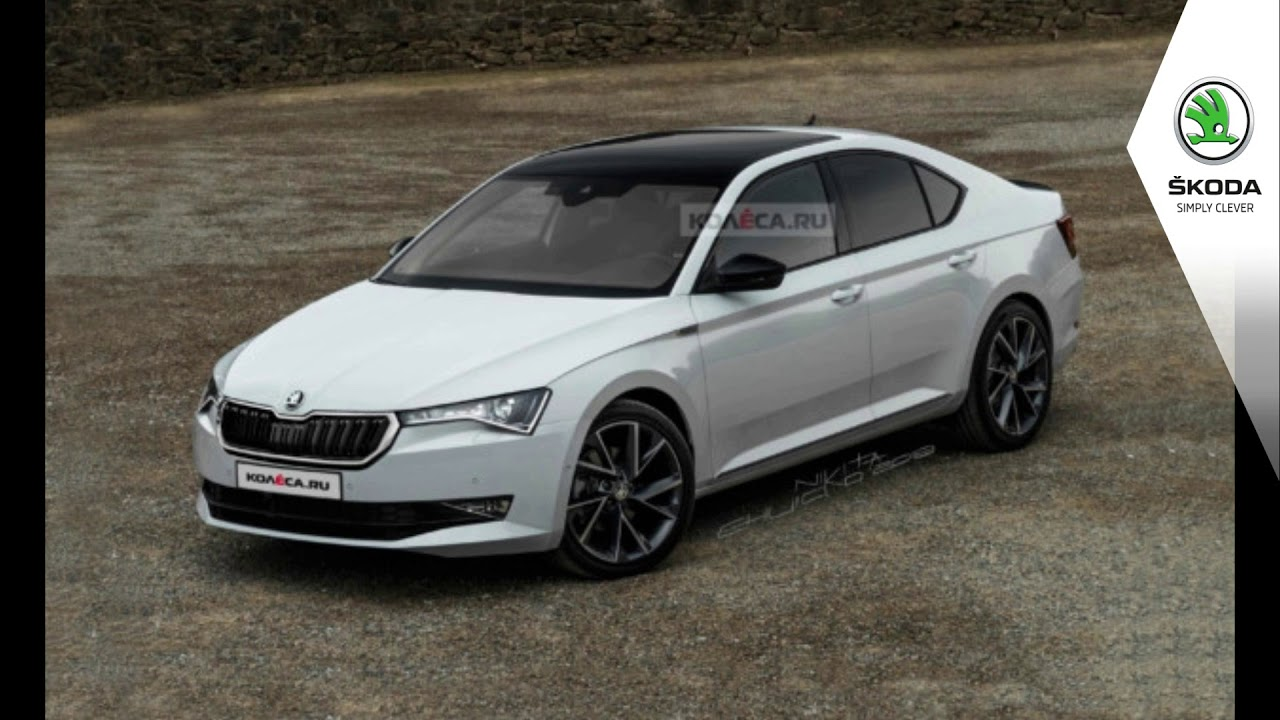 25 All New 2019 New Skoda Superb Spy Shoot for 2019 New Skoda Superb