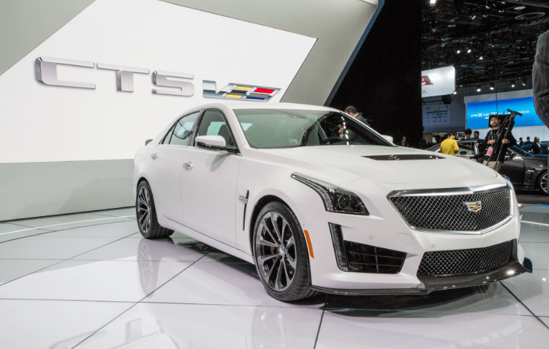 25 Best Review 2020 Cadillac Cts V Horsepower Review with 2020 Cadillac Cts V Horsepower