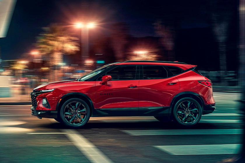 25 Best Review Chevrolet Blazer 2020 Redesign and Concept with Chevrolet Blazer 2020
