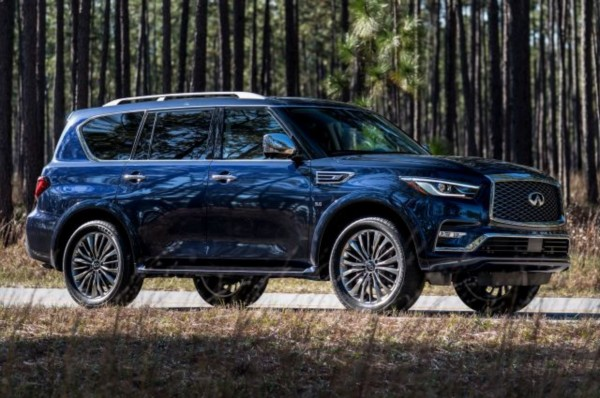 25 Great Infiniti Qx80 2020 Model Performance and New Engine with Infiniti Qx80 2020 Model