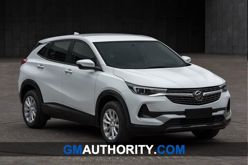 25 Great New Buick Encore 2020 Exterior with New Buick Encore 2020