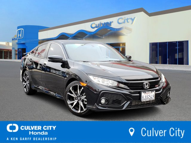 26 All New 2019 Honda Civic Si Sedan Overview by 2019 Honda Civic Si Sedan