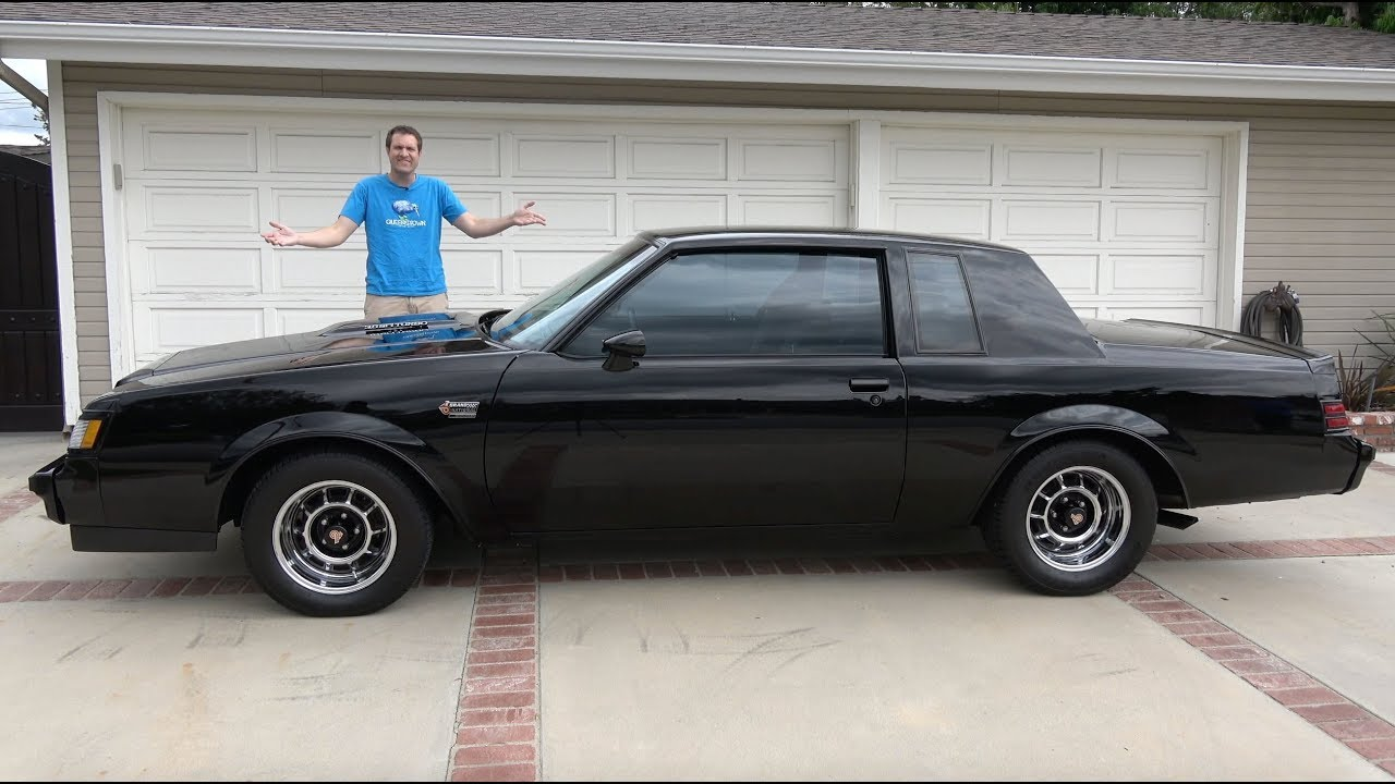 26 Best Review New Buick Grand National 2020 Interior by New Buick Grand National 2020