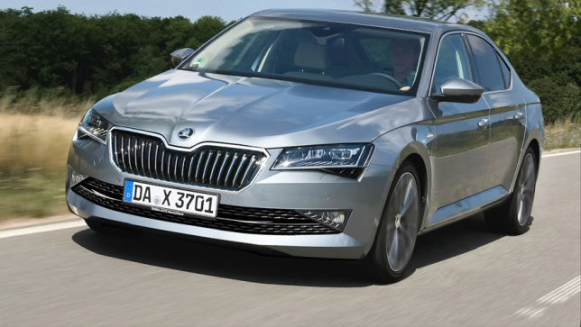 27 New 2019 New Skoda Superb Style by 2019 New Skoda Superb