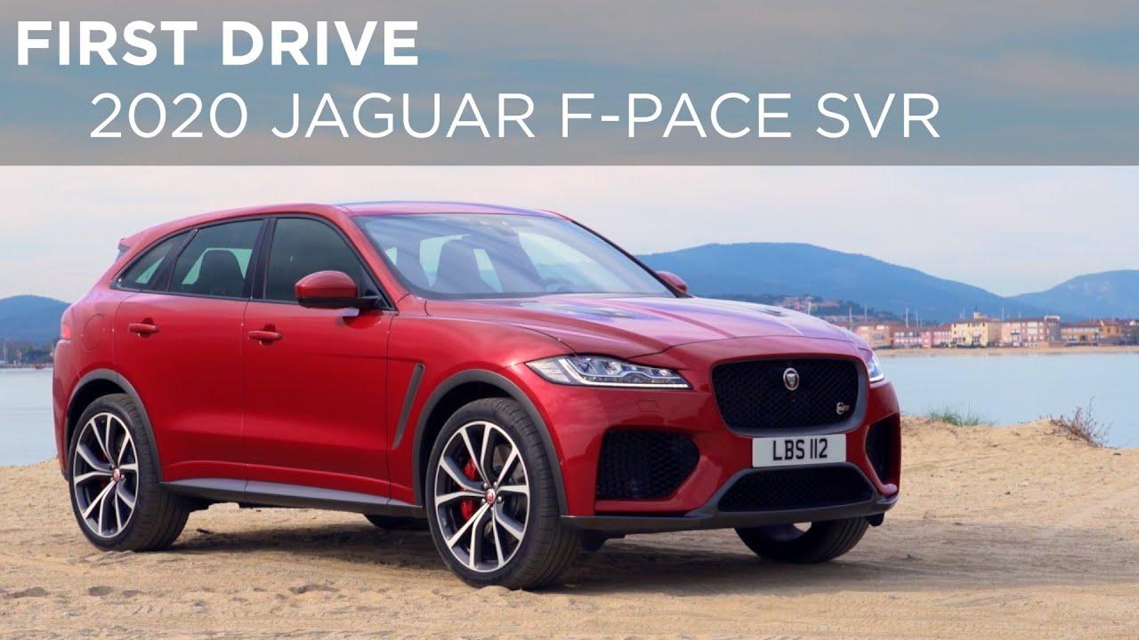 27 The Jaguar F Pace 2020 Model Configurations for Jaguar F Pace 2020 Model