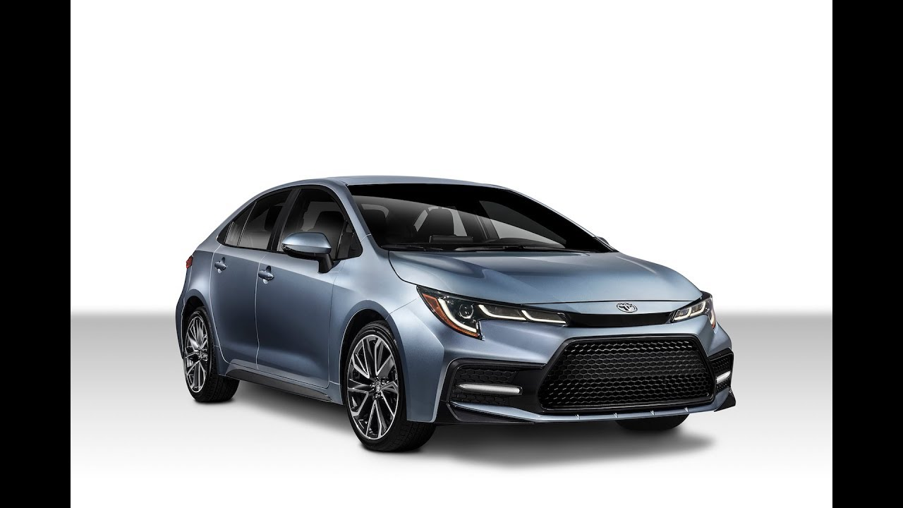 28 All New Toyota Corolla 2020 Exterior and Interior with Toyota Corolla 2020