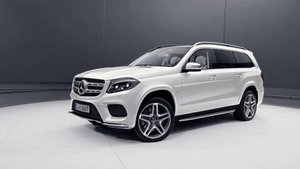 29 All New 2019 Mercedes Gl Class Redesign and Concept by 2019 Mercedes Gl Class
