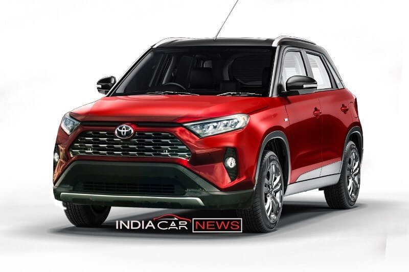 29 Great Toyota Upcoming Suv 2020 Redesign and Concept by Toyota Upcoming Suv 2020
