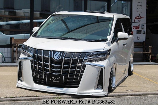 29 New 2019 Toyota Alphard Overview with 2019 Toyota Alphard