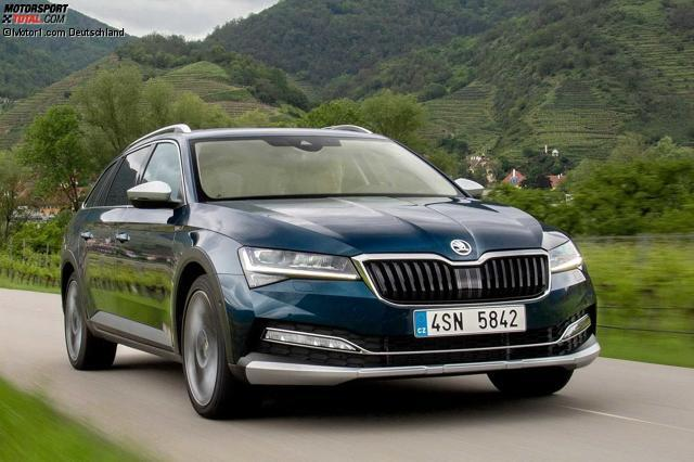 29 The 2019 New Skoda Superb First Drive for 2019 New Skoda Superb