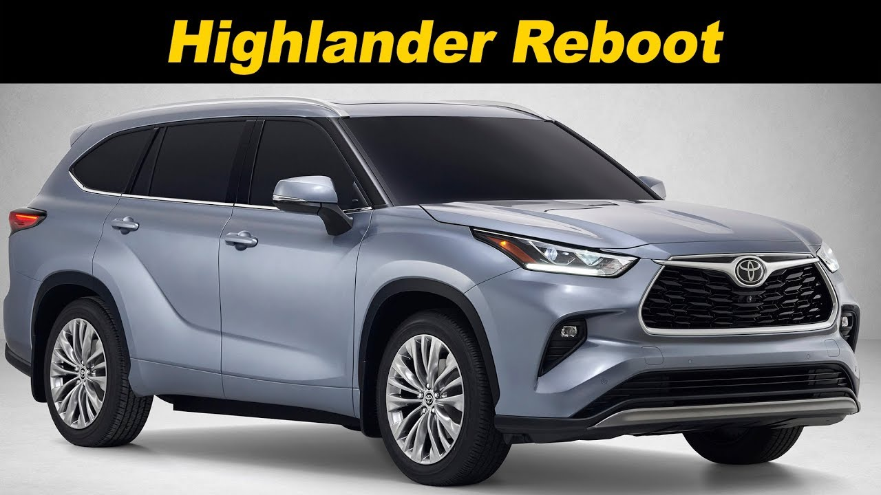 29 The Pictures Of 2020 Toyota Highlander Performance with Pictures Of 2020 Toyota Highlander