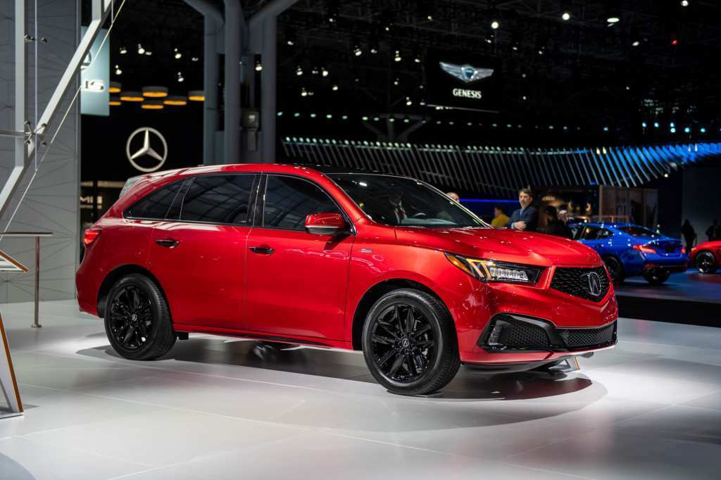 30 Best Review 2020 Acura Mdx Ny Auto Show New Concept for 2020 Acura Mdx Ny Auto Show