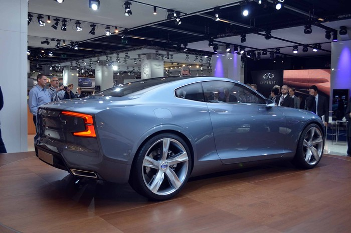 30 Concept of Volvo Coupe 2020 Configurations for Volvo Coupe 2020