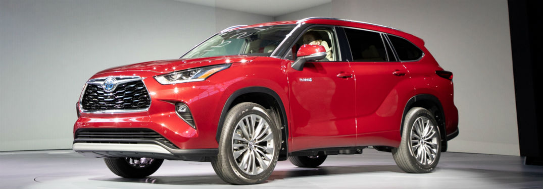 30 Great Pictures Of 2020 Toyota Highlander Engine by Pictures Of 2020 Toyota Highlander