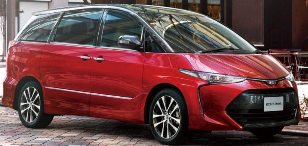 30 Great Toyota Estima 2020 Exterior by Toyota Estima 2020