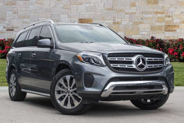 30 The 2019 Mercedes Gl Class Images for 2019 Mercedes Gl Class