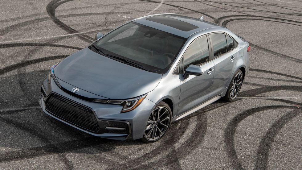 30 The Toyota Corolla 2020 Reviews with Toyota Corolla 2020