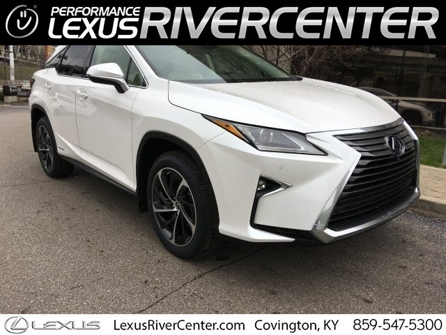 31 Gallery of 2019 Lexus Rx 450H Interior with 2019 Lexus Rx 450H