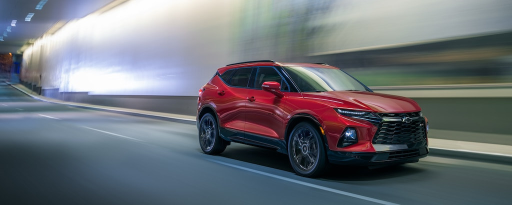32 Gallery of Chevrolet Blazer 2020 Specs and Review for Chevrolet Blazer 2020