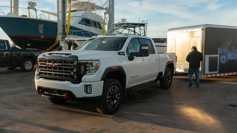 32 New 2020 Gmc 2500 New Body Style New Concept with 2020 Gmc 2500 New Body Style