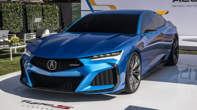 32 The 2020 Acura Tlx Type S Price Exterior and Interior with 2020 Acura Tlx Type S Price