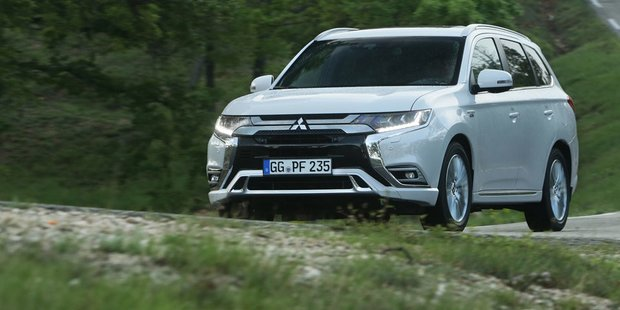 32 The 2020 Mitsubishi Outlander Phev Usa Specs for 2020 Mitsubishi Outlander Phev Usa