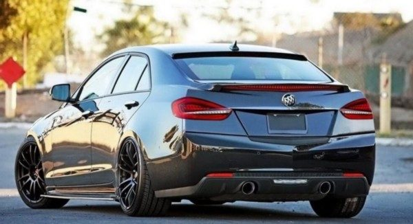 33 All New New Buick Grand National 2020 Concept with New Buick Grand National 2020