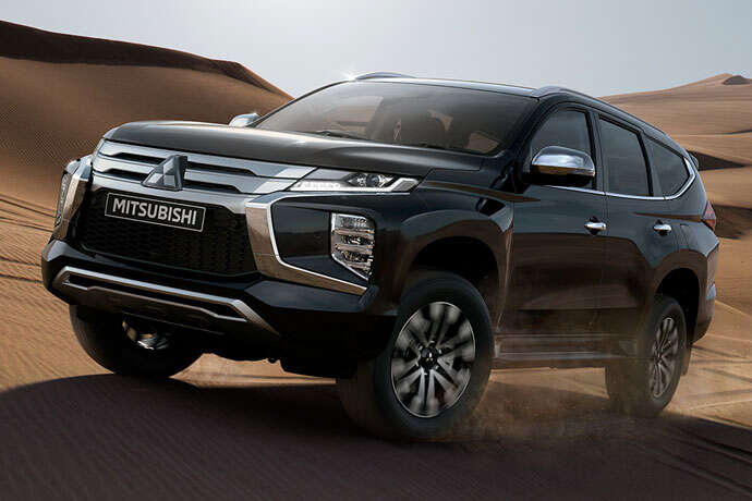 33 Best Review Mitsubishi Montero 2020 Model Exterior with Mitsubishi Montero 2020 Model