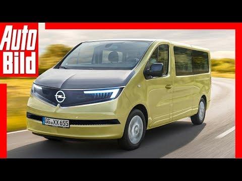 33 Gallery of Opel Vivaro 2020 Overview with Opel Vivaro 2020
