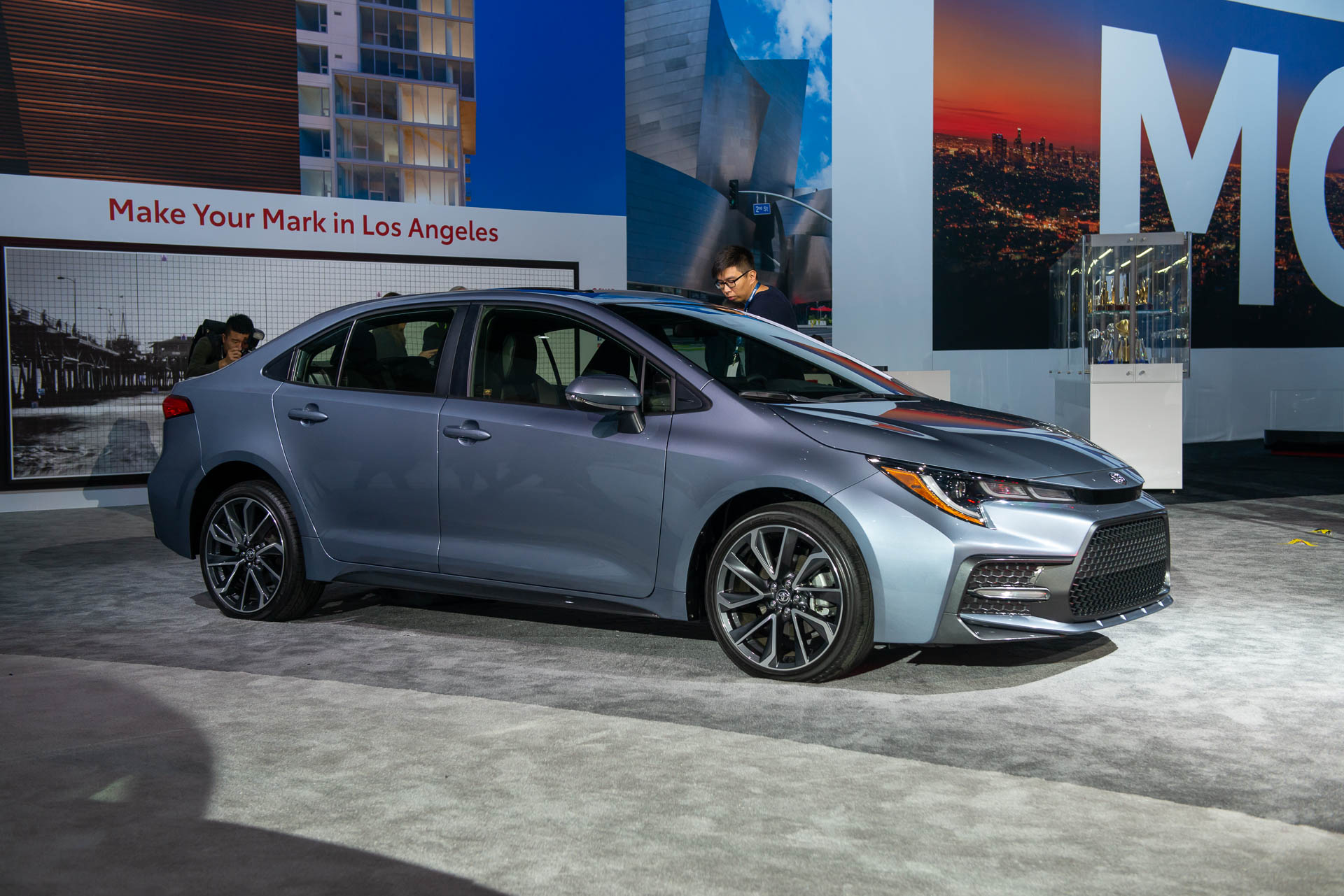 33 Gallery of Toyota Corolla Hybrid 2020 Exterior for Toyota Corolla Hybrid 2020