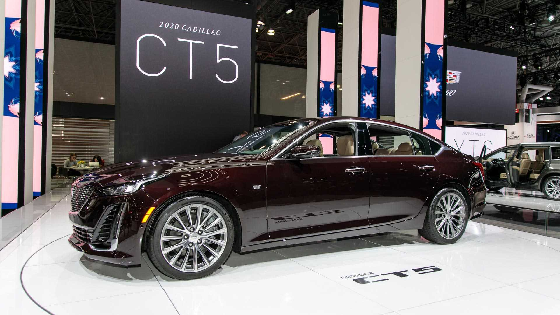 33 New 2020 Cadillac Cts V Horsepower Rumors with 2020 Cadillac Cts V Horsepower