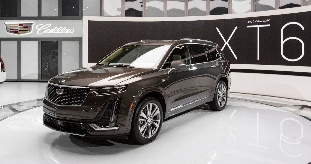 34 Concept of 2020 Cadillac Suv Lineup History for 2020 Cadillac Suv Lineup