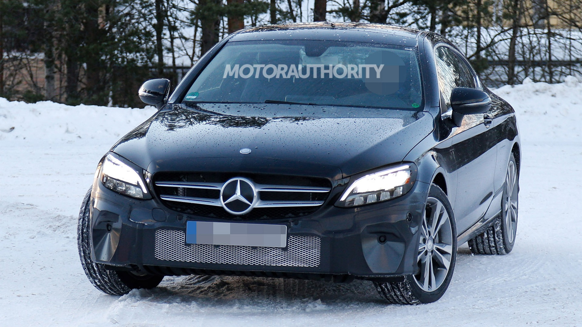 34 Gallery of 2020 Mercedes Benz C Class Spy Shoot with 2020 Mercedes Benz C Class
